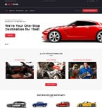 Cars WordPress Template 61225