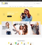 Fashion PrestaShop Template 61230