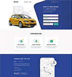 Sport Website  Template 61233
