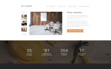 Crafter - Interior Multipage Classic HTML Bootstrap Website Template