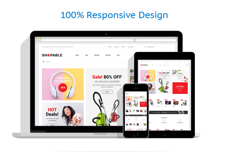 WooCommerce Themes Transports #61245