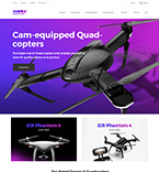 WooCommerce Themes #61246 | TemplateDigitale.com