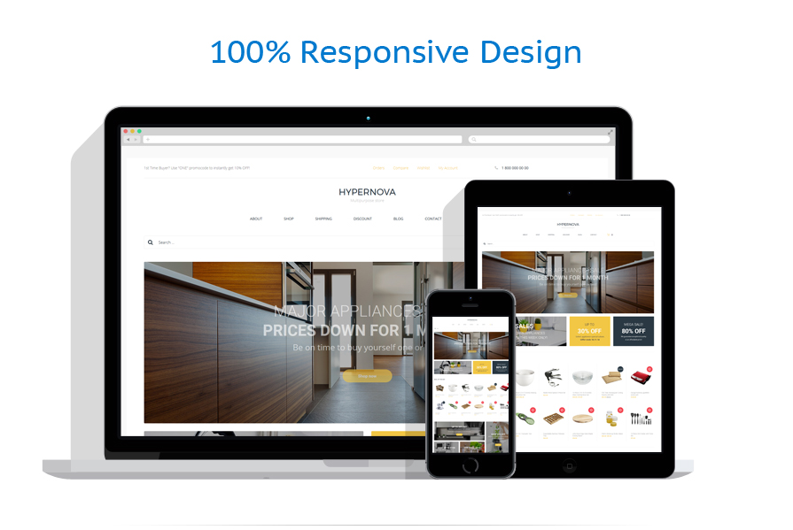 WooCommerce Themes Décoration - Mobilier #61251