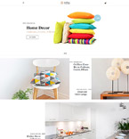 Furniture OpenCart  Template 61282