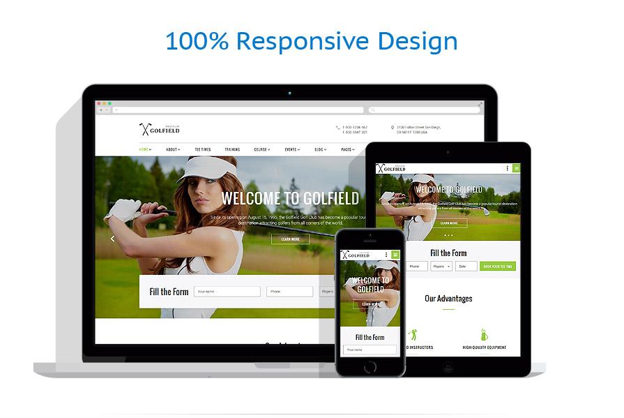 Modèles HTML5 Sport #61283