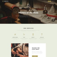 day spa website templates template monster