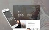 Bootstrap szablon strony www iTStudio - firma IT wsparcia #61215