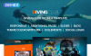 """Diving Club - Sports & Outdoors & Diving Responsive"" - адаптивний Joomla шаблон New Screenshots BIG"