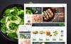 """Foodiger - Grocery Store"" Responsive PrestaShop Thema New Screenshots BIG"