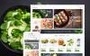 """PrestaShop Theme namens """"Foodiger - Lebensmittelgeschäft"""" New Screenshots BIG"""
