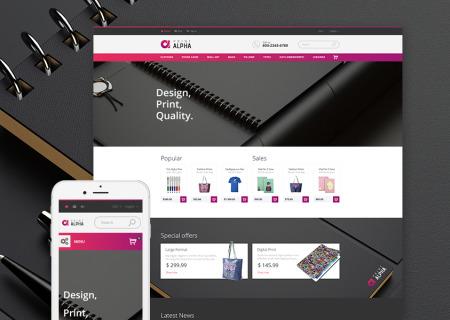 PrintAlpha - Design & Decor