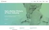 Responsive WordPress thema over Marketingbureau