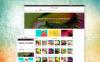 Reszponzív Stock fényképek témakörű  Shopify sablon New Screenshots BIG