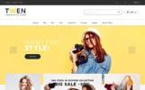 Tema PrestaShop  Flexível para Sites de Loja de Moda №61230