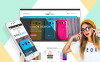 """Vesmall - magasin de vente en gros"" thème PrestaShop adaptatif New Screenshots BIG"