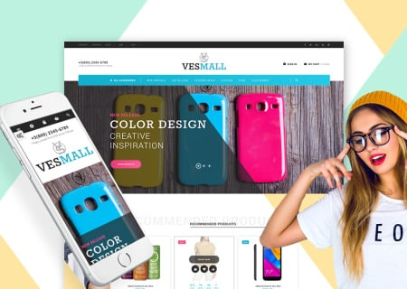 Vesmall - Wholesale store