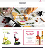 Food & Drink WooCommerce Template 61302