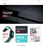 Electronics WooCommerce Template 61303