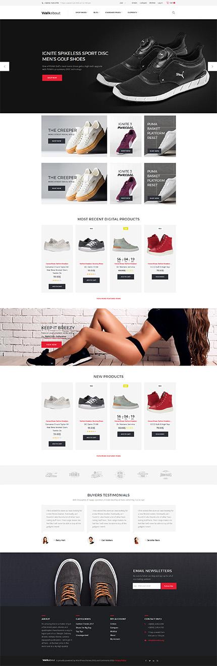Website Template #61306