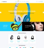 Music Shopify Template 61308