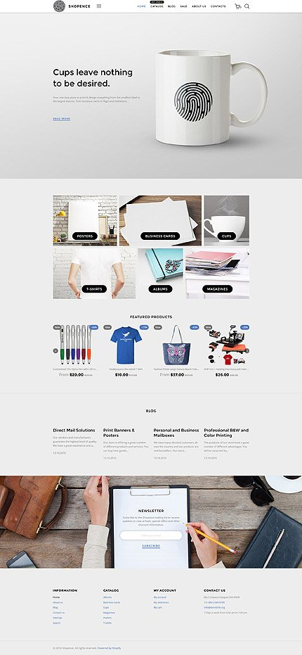 ADOBE Photoshop Template 61318 Home Page Screenshot