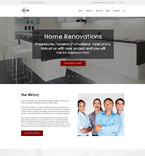 Furniture WordPress Template 61320