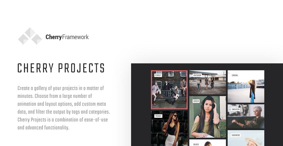 Mezmerize - Fashion Brand Lookbook WordPress Theme