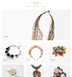 Jewelry WordPress Template 61346