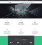 Website Template  #61349