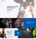 Website Templates #61358 | TemplateDigitale.com