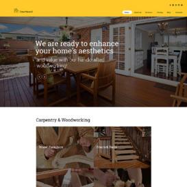 WordPress Theme Screenshot