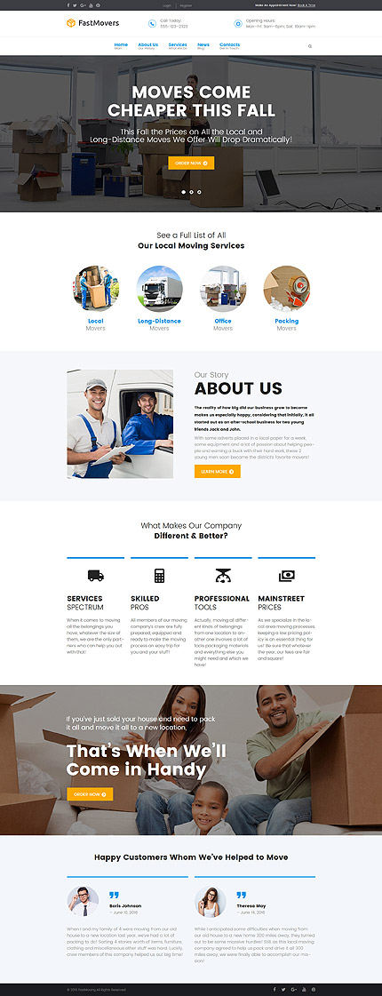 ADOBE Photoshop Template 61378 Home Page Screenshot