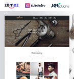 Beauty WordPress Template 61382