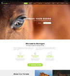 Website Templates #61392 | TemplateDigitale.com
