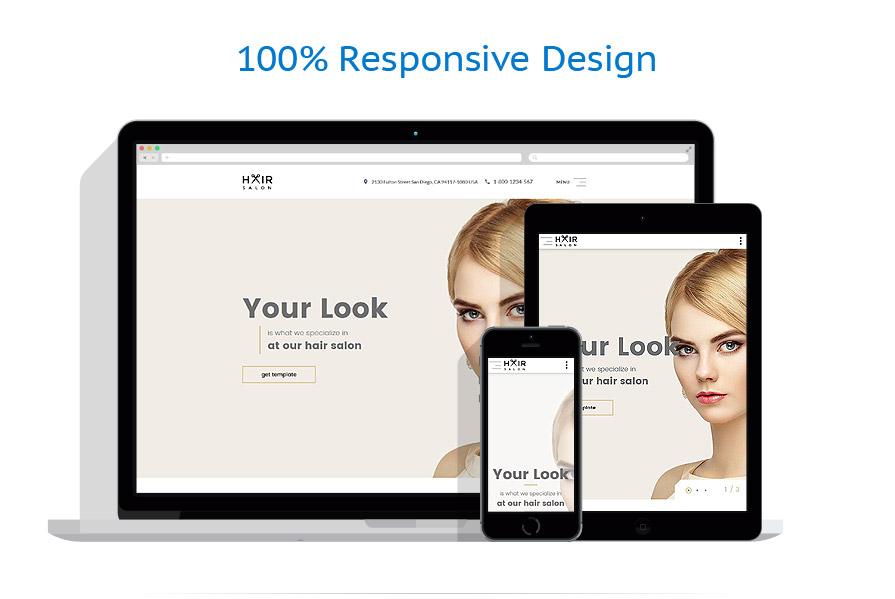 Modèles HTML5 Beauté #61396