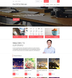 Art & Photography VirtueMart  Template 61399