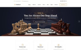Адаптивний Шаблон сайту на тему адвокат