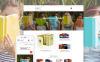 Адаптивный OpenCart шаблон №61359 на тему книги New Screenshots BIG