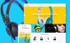 Адаптивный Shopify шаблон №61308 на тему музыкальный магазин New Screenshots BIG