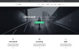 Easy Audit - Multipage Consulting Template Web №61349