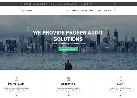 Consulting Site