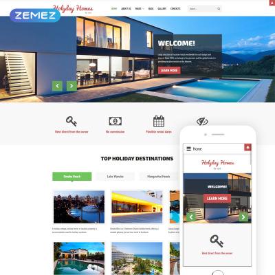 Real Estate Templates | Real Estate Templates Templatemonster