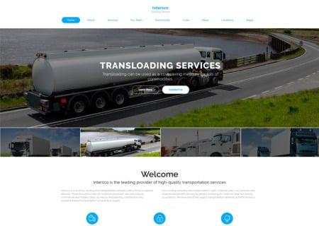 Trucking Site