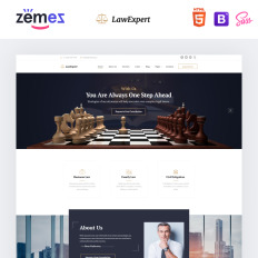 26 best law firm website templates