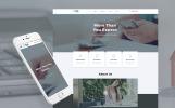 Responsive FastCredit - Çok Sayfalı İpotek Çözümleri Web Sitesi Şablonu