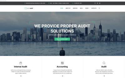 Consulting Responsive Web Sitesi Şablonu