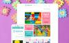 Responsive OpenCart Vorlage für Babyshop  New Screenshots BIG