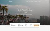 """Responzivní Šablona webových stránek """"Roof - Hotel Multipage Clean Bootstrap HTML5"""""""
