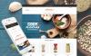Responzivní VirtueMart šablona na téma Prodejna koření New Screenshots BIG