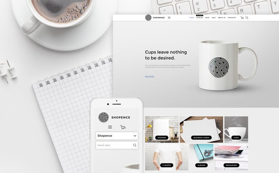 Shopence - Printing Shop & Printing Company Shopify Theme New Screenshots BIG